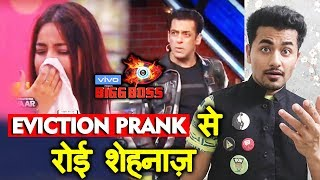 Bigg Boss 13 | Salman Khan EVICTION PRANK On Shehnaz | What Is Your Reaction? | BB13 Episode Preview