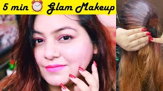 Quick Winter Makeup with TIPS & TRICKS | JSuper Kaur