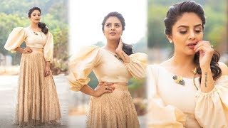 Anchor Sreemukhi Latest Photo shoot | Sreemukhi Latest