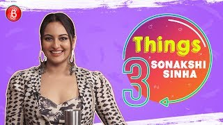 Three Things Sonakshi Sinha does on a Romantic Date