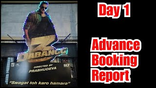 Dabangg 3 Advance Booking Report Day 1, Salman Khan Film Opens With A Good Way
