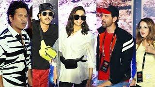 U2 India Concert: Deepika Padukone, Ranveer Singh, Hrithik Roshan, Sachin Tendulkar