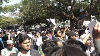 All Party Protest At Indra Park | PROTEST AGAINST CAB IN HYDERABAD