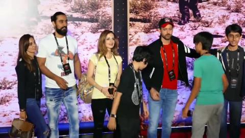Ranveer Singh and Deepika Padukone at Biggest concert of the year u2india