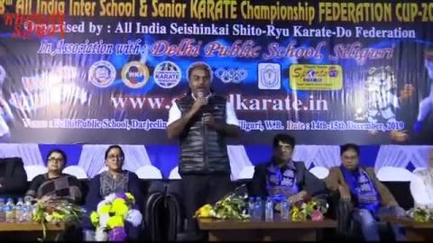 All India Inter School & Senior Karate Championship