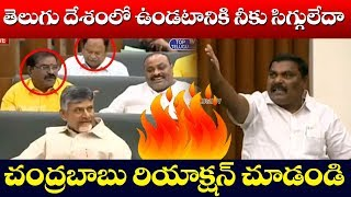 YCP MLA Fires on TDP MLA | YS Jagan | Chandrababu | YSRCP | TDP | Janasena | Top Telugu TV