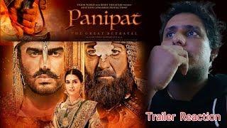 Panipat Trailer Review Reaction II Ashi Tiwari