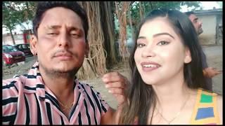दरदिया ए बालम के सेट पर रितेश ठाकुर नेहा श्री आदित्य मोहन अवंतिका यादव के साथ मस्ती
