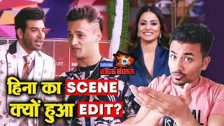 Bigg Boss 13 | Hina Khan Scene Praising Asim Riaz Edited; Here's What's My Take? | BB 13 Video