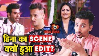 Bigg Boss 13 | Hina Khan Scene Praising Asim Riaz Edited; Here's What's My Take? | BB 13 Video