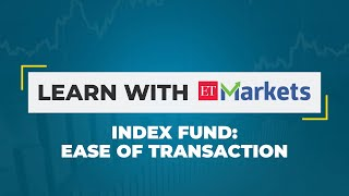 How easy is to invest in or redeem index funds?