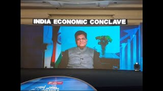 India Economic Conclave 2019: Piyush Goyal explains recent economic reforms