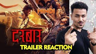 DARBAR (Hindi) Trailer Reaction | Review | Rajinikanth, Sunil Shetty