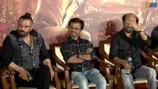 DARBAR Trailer Launch - Full Video - Rajinikanth, Suneil Shetty & Pratik Babbar