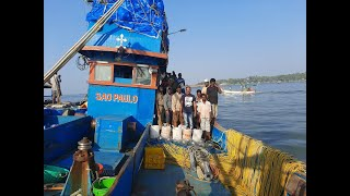 Francisco Silveira's Trawler Seized at Sindhudurg for LED fishing; GRE Criticise MLA