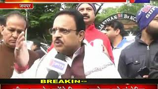 Jaipur | प्रदेश सरकार की पहली वर्षगांठ, चिकित्सा मंत्री Raghu Sharma ने की जनटीवी से खास बातचीत
