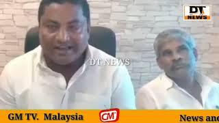 MIM Incharge RajendraNagar   Rahmat Baig Par Lage Land Grabbing k Ilzaam