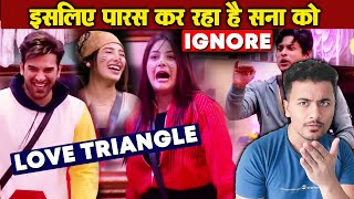 Bigg Boss 13 | Why Paras Chhabra Is IGNORING Shehnaz? | Here's The Reason | Siddharth's Take On It