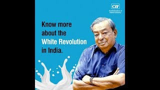 Know why Dr. Verghese Kurien is fondly known as the Milkman of India.