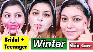 Winter Skin Care Routine | JSuper Kaur