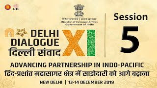 Session 5 - Future of Multilateral Trading System | 11th Delhi Dialogue 2019