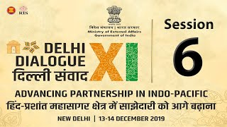 Valedictory Address by Dr S Jaishankar, External Affairs Minister of India. 11th Delhi Dialogue 2019
