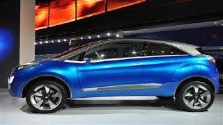 TATA की SUV 'NEXON'  जल्द होने वाली है  लॉन्च,जानिये इसके फीचर्स| Tata Nexon Compact Suv Will Launch