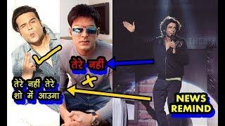 Sunil ग्रोवर Kapil के दुश्मन कृष्णा से हाथ मिलाया हाथ !!!