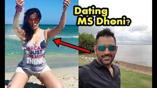 Raai Laxmi was dating MS Dhoni ? | News Remind