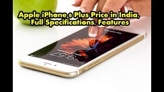 Apple iPhone 8 Plus Price in India, Features,Full Specifications | News Remind
