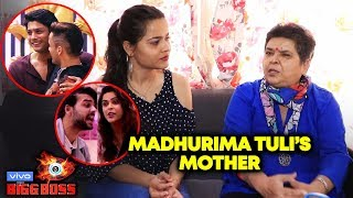 Bigg Boss 13 | Madhurima's Mother Exclusive Interview | Vishal, Siddharth, Asim, Paras