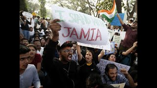 CAA protest: Delhi Police arrest Ten people over JMI violence