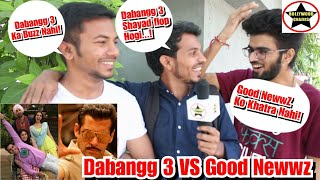 Akshay Kumar Fans Reaction On Good Newwz Vs Dabangg 3 Clash Just Before The Release