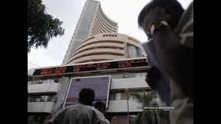 Sensex gains 50 points, Nifty at 12,175; DHFL rises 5%