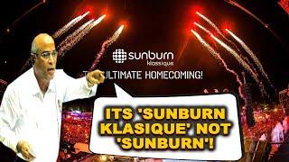 Gave Permission To  'Sunburn Klasique' Not 'Sunburn'! Wait What??