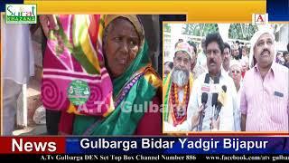 Zafar Hussain Ne Kumaraswamy Ex Chief Minister Ke Janum Din Par Gareebon Mein Razai Aur Phal Taqseem