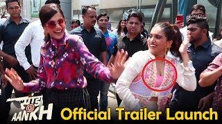 Taapsee Pannu Saand Ki Aankh Official Trailer Launch | Bhumi Pednekar | Taapsee Pannu