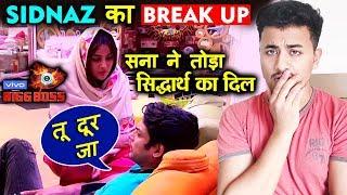 Bigg Boss 13 | SIDNAZ Break-Up | Siddharth UPSET On Shehnaz | BB 13 Latest Update