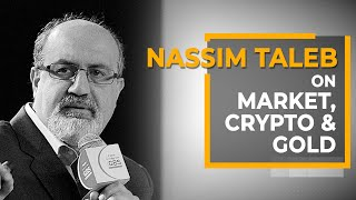 Why Nassim Taleb is still betting on crypto