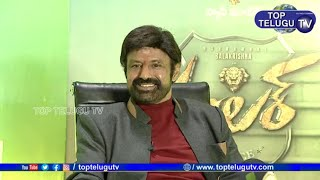 Balakrishna Face to Face Interview | Ruler Movie | Tollywood News | Top Telugu TV Interview