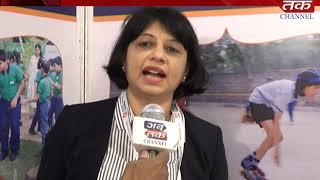 Hetal Desai| Premier School Exhibition | ABTAK MEDIA