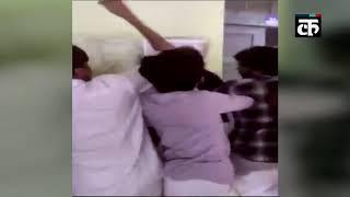 केरल : SFI और ABVP के बीच झड़प, ABVP कार्यकर्ता की पिटाई का वीडियो आया सामने
