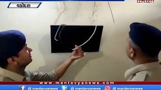 Vadodara: પાદરાના ચાણસદ ગામે પ્રમુખસ્વામી મહારાજના જન્મસ્થળના CCTVની DVRની ચોરી