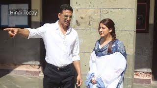 Akshay Kumar Shoots His First Ever Music Video Filhaal with Nupur Sanon | Bollywood New Song Shoot