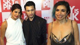 Priyanka Chopra, Rohit Saraf & The Sky Is Pink Director Shonali Bose Spotted At Escobar For Dinner