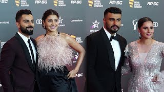 Virat Kohli Hosts Indian Sports Honours With Sania Mirza, Arjun Kapoor & Anushka Sharmar