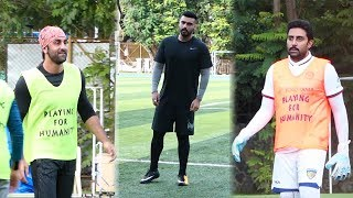 Star Studded Celebrity Football Match | Ranbir Kapoor | Arjun Kapoor | Abhishek