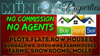 MUNCHEN        PROPERTIES ☆ Sell •Buy •Rent ☆ Flats~Plots~Bungalows~Row Houses~Shop $Real estate ☆