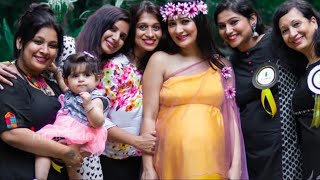 KGF Hero Yash's wife Radhika Second Baby Shower | Rocking Star Yash