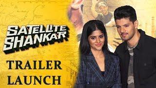 Satellite Shankar Trailer Launch | Sooraj Pancholi | Megha Aakash